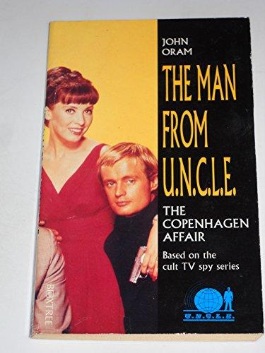 The Copenhagen Affair By John Oram