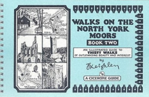 Walks on the North York Moors - Book 2 By Jack Keighley