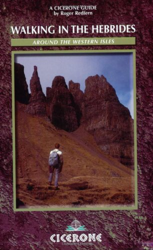 Walking in the Hebrides By Roger Redfern