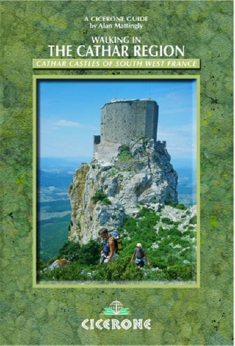 Walks in the Cathar Region By Alan Mattingly