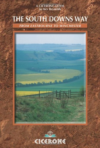The South Downs Way By Kev Reynolds