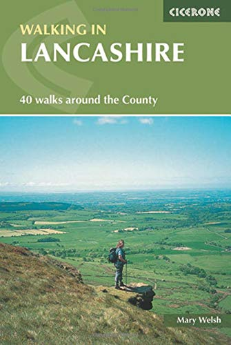 Walking in Lancashire By Mary Welsh