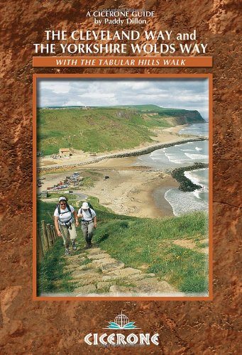 The Cleveland Way and the Yorkshire Wolds Way By Paddy Dillon