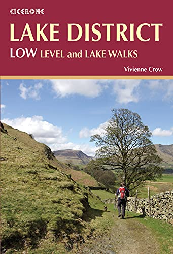 Lake District: Low Level and Lake Walks (British Walking) By Vivienne Crow