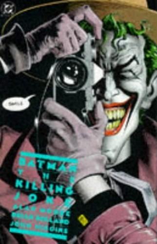 Batman By Alan Moore