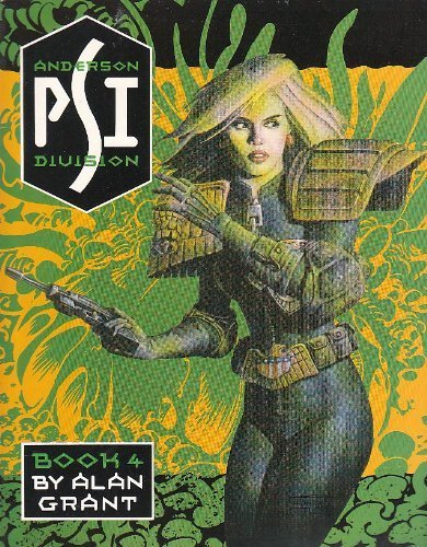 Judge Anderson By Alan Grant
