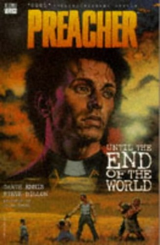 Preacher By Garth Ennis