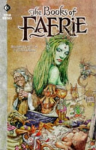 The Books of Faerie By Bronwyn Carlton