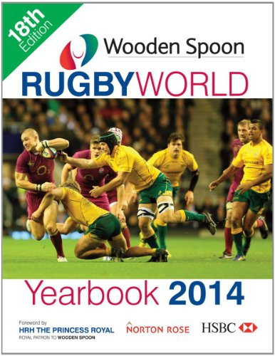 Wooden Spoon Rugby World Yearbook 2014 by