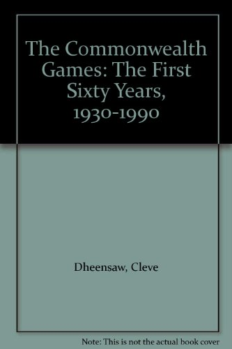 The Commonwealth Games By Cleve Dheensaw