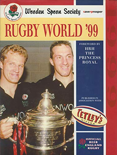 Wooden Spoon Society Rugby World By Nigel Starmer- Smith
