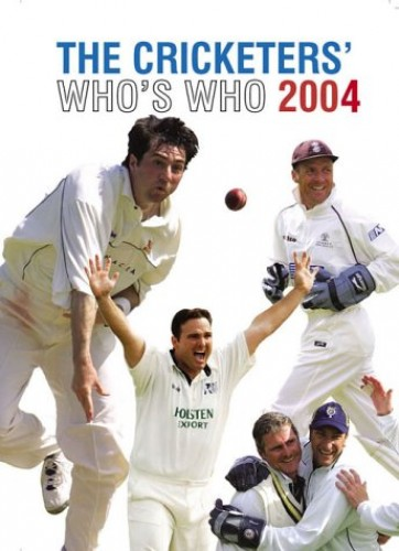 The Cricketers' Who's Who By Chris Marshall
