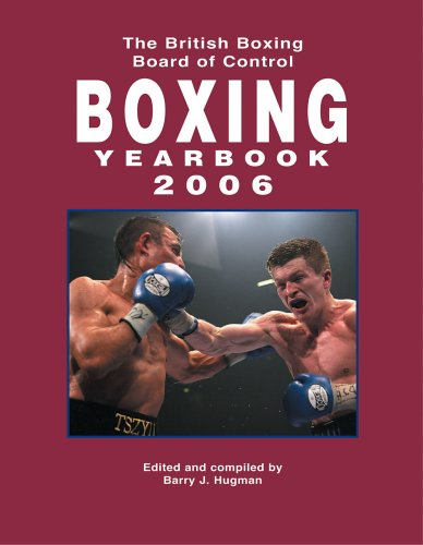 The British Boxing Board of Control Yearbook By Barry J. Hugman