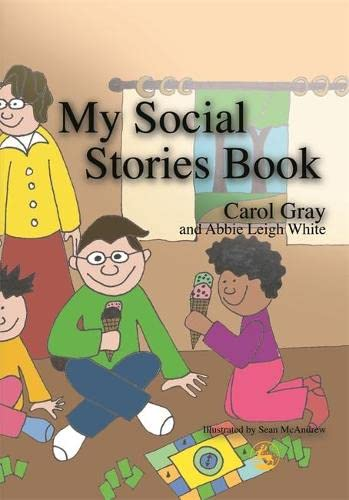 My Social Stories Book By Illustrated by Sean McAndrew