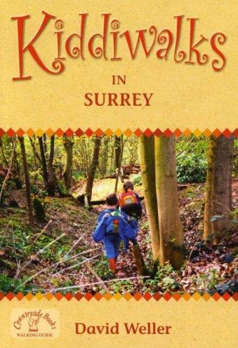 Kiddiwalks in Surrey By David Weller