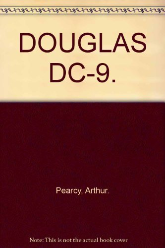 Douglas DC-9 (Airline Markings, 9) By Arthur Pearcy
