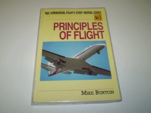 The Commercial Pilot's Study Manual By Mike Burton