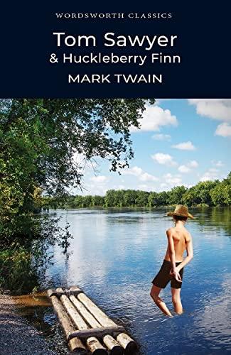 Tom Sawyer & Huckleberry Finn von Mark Twain
