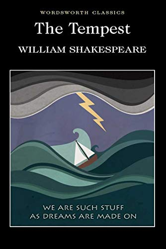 The Tempest (Wordsworth Classics) By William Shakespeare