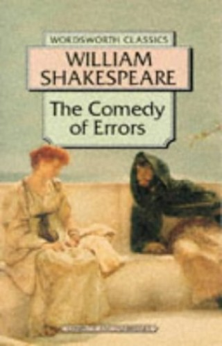 Comedy-of-Errors-Wordsworth-Classics-by-Shakespeare-William-1853262439-The