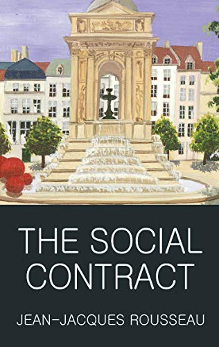 The Social Contract (Classics of World Literature) By Jean-Jaques Rousseau