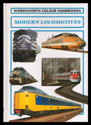 Modern Locomotives By Derek Avery