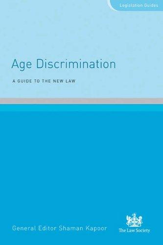 Age Discrimination By Shaman Kapoor
