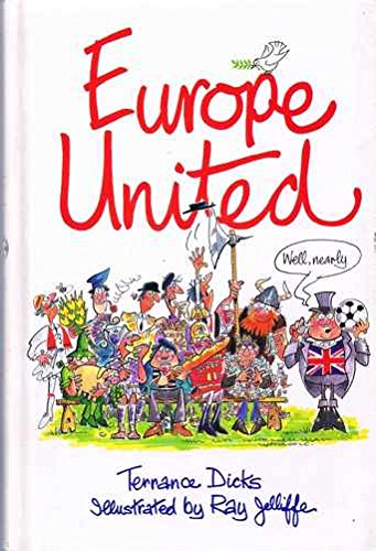 Europe United By Terrance Dicks