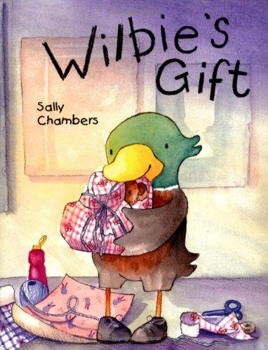 Wilbie's Gift by Sally Chambers