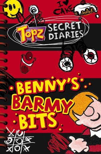 Benny's Barmy Bits By Alexa Tewkesbury