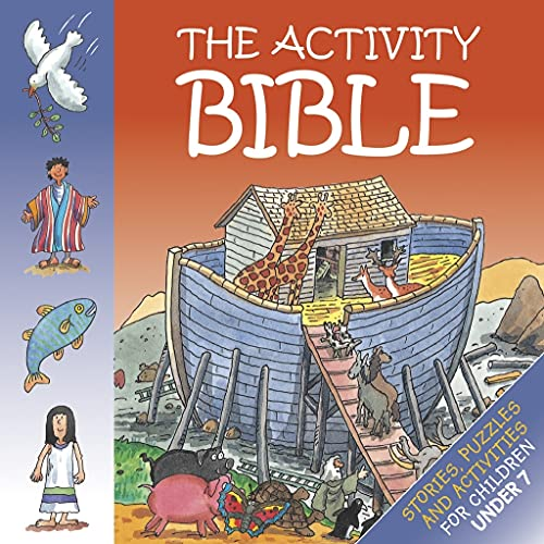 Activity Bible Under 7's by Su Box