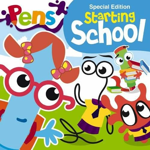 Pens Special Edition: Starting School By Alexa Tewkesbury