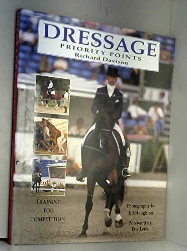 Dressage Priority Points By R. Davison
