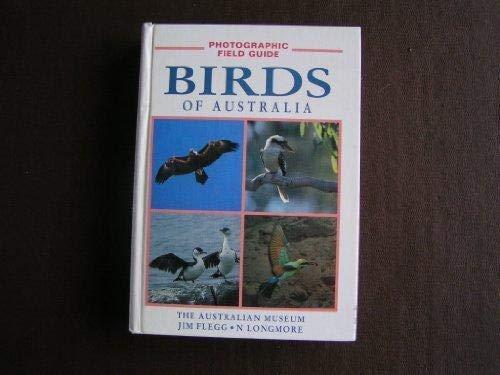 Birds of Australia By Jim Flegg