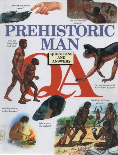 Prehistoric Man By Juri van den Heever