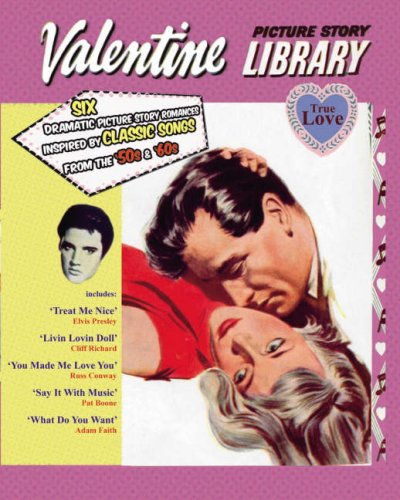 Valentine Picture Story Library By PRION