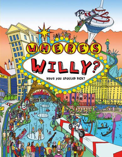 Where's Willy? By Wings Illustration