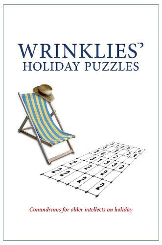 Wrinklies' Holiday Puzzles by General editor Matthew Donegan