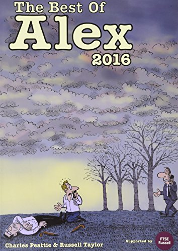 The Best of Alex 2016 By Russell F. Taylor