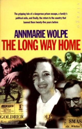 The Long Way Home By AnnMarie Wolpe