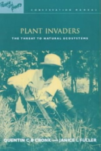 Plant Invaders By Quentin C.B. Cronk