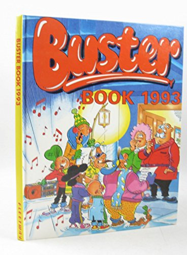 Buster Book 1993 By various