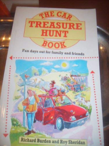 The Car Treasure Hunt Book By Roy Sheridan