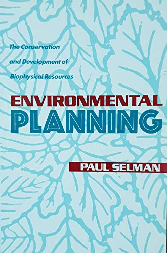 Environmental Planning By Paul H. Selman
