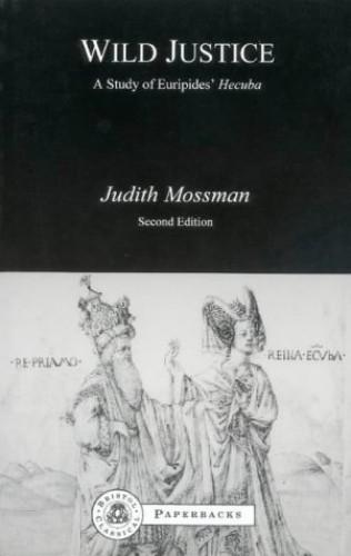 Wild Justice par Judith Mossman
