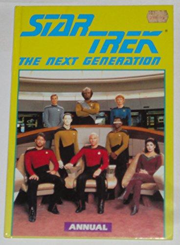 Star Trek Annual By Volume editor Harry Papadopoulos
