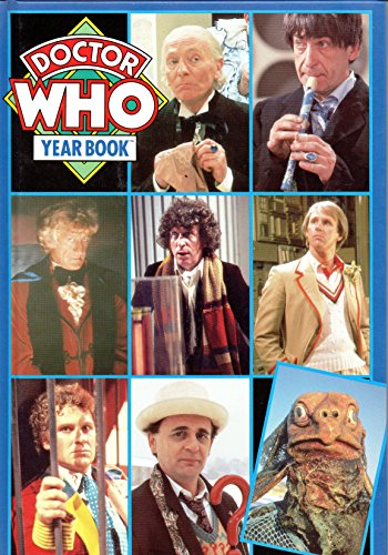 Doctor Who Yearbook
