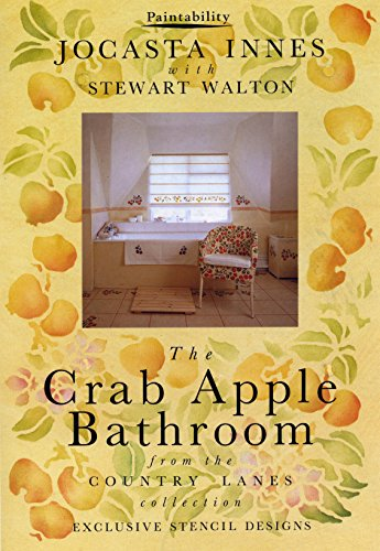 Country Lanes Collection: Crab Apple Bathroom by Jocasta Innes