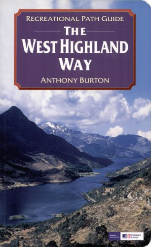 The West Highland Way by Anthony Burton