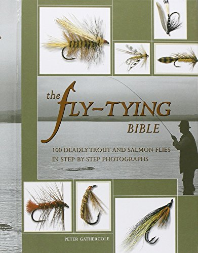 The Fly-Tying Bible by Peter Gathercole Loose-leaf Book The Cheap Fast Free Post